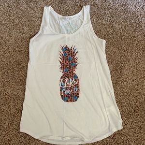 LuLaRoe Cruise 2017 consultant exclusive tank top